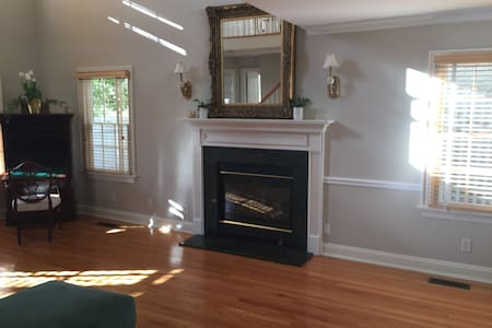 Spacious, Downtown & Zen furnished - Greenwich - Casa