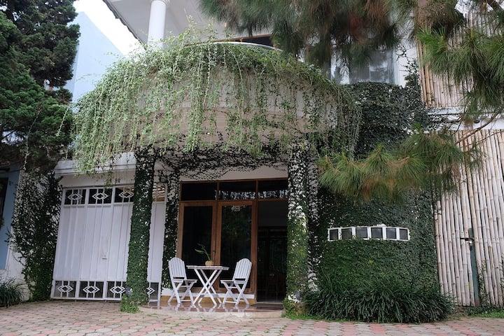 Bandung Lembang Villa