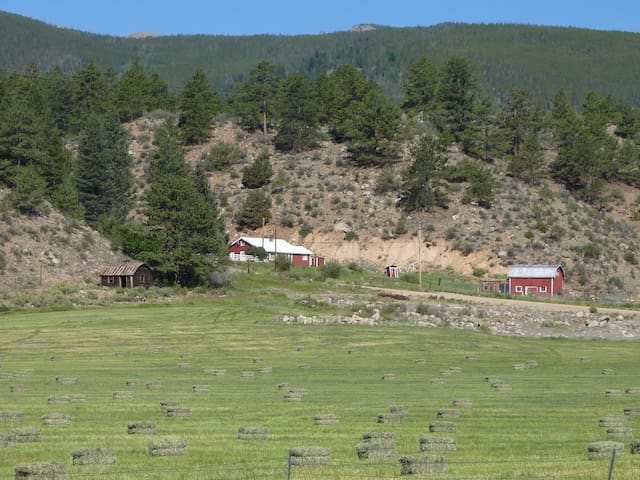 The Farm House at Watershed Ranch