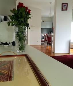 Beautiful apartment, Maksimir****  + P