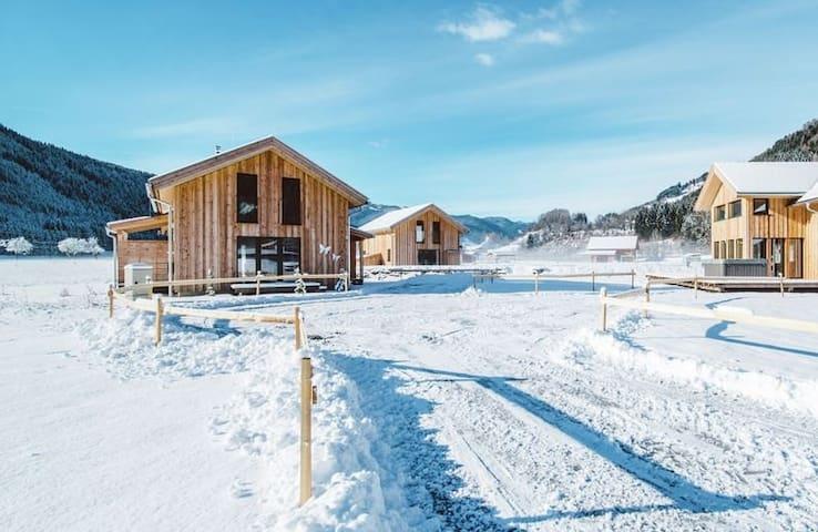 Chalet Bellevue voor ski en zomer  - Murau