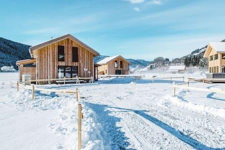 Chalet Bellevue voor ski en zomer  - Faház