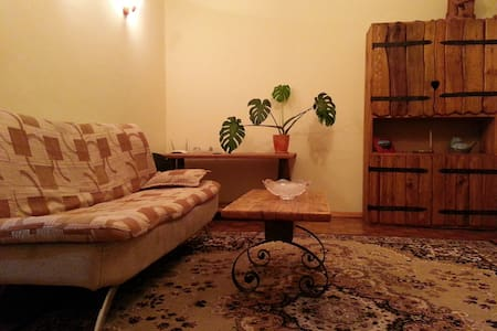 Lowest price for greatest place + freeBIKE - Bishkek - Apartament