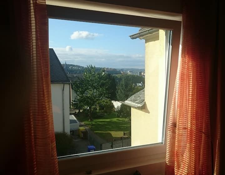 Kleines Apartment (1 Z.): citynah & ruhig