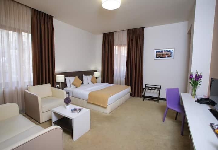 My Hotel Yerevan  - Deluxe Room