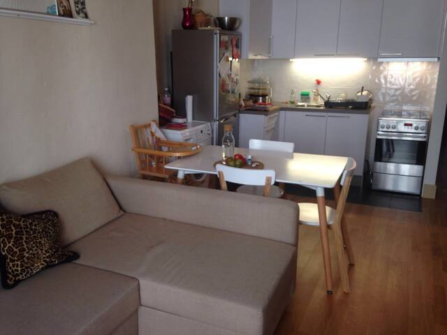 Jonction, appartement neuf - Genève - Apartment