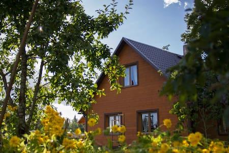 "Guest House ""Balini"" - Birzgale - บ้าน"