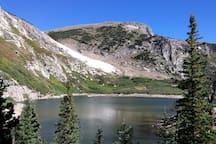 Saint Mary's Lake, near by property