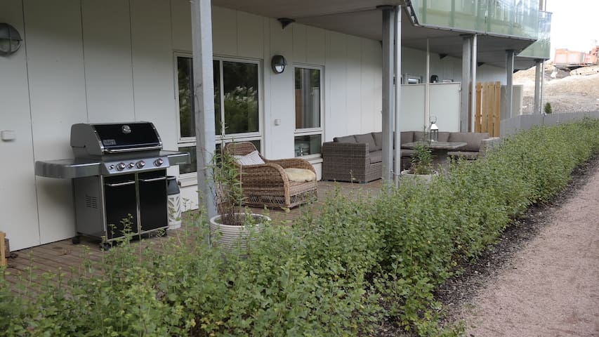 High standard in green surroundings - Lysaker - Apartament