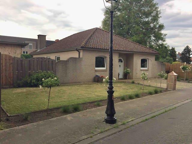 landhuis met tuin Antwerpen