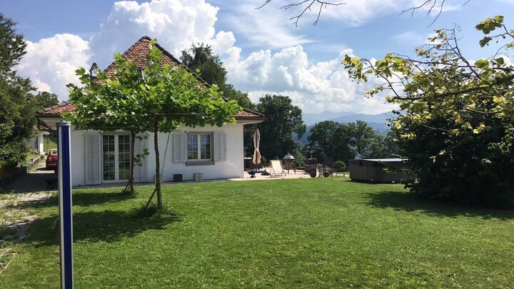Landhaus mit Top-Aussicht