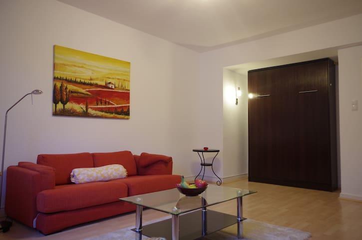 Apartment NO 1 Düsseldorf-Pempelfort 48m²