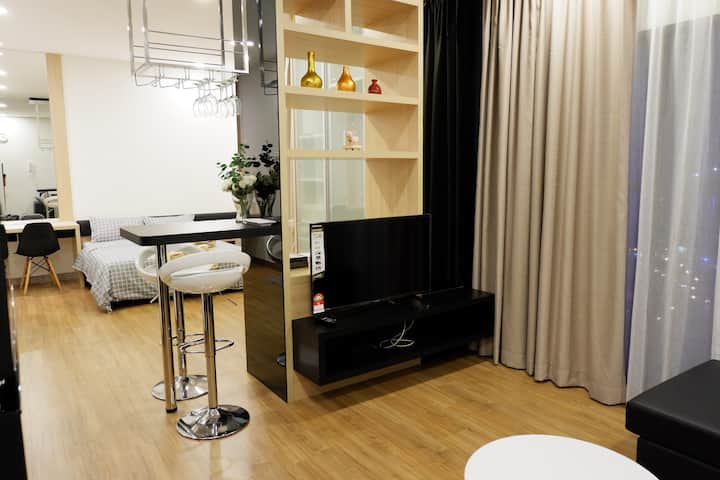 J's Suite21 @ Landmark Residence 1; Carpark & WiFi