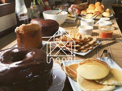 Hostel Chocolatchê, no coração de Gramado! - Gramado - Hostel