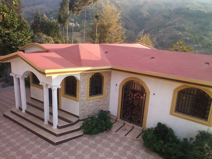 Mountain View House,