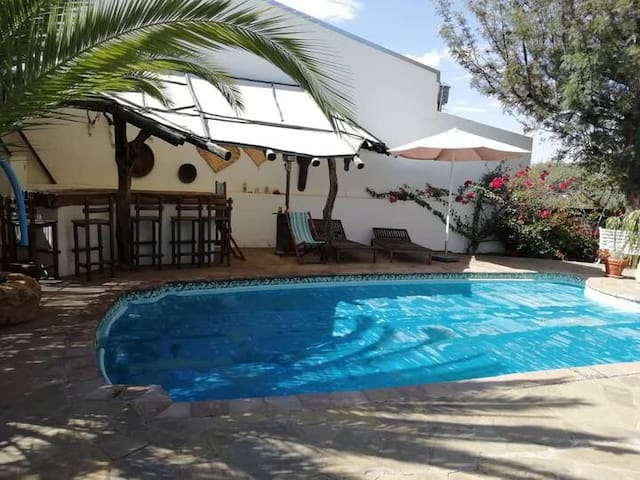 Self catering flat in Klein Windhoek 3