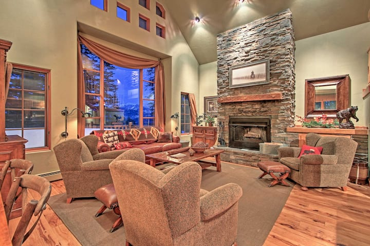 Luxury Home - Walk to Big Sky Resort Ski Lifts!