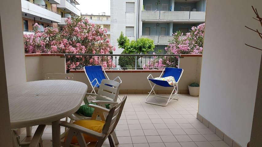 Alba Adriatica, appartamento a 30 m dal lungomare