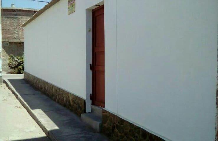 MINIDEPARTAMENTO LOS FRESNOS - Huanchaco - Apartamento