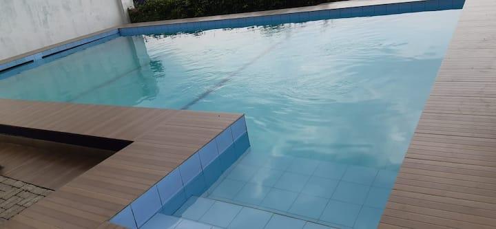 Chez Beautiful 4 Bed room Villa Dago Pakar Bandung