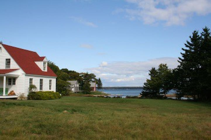 Dorsey Cottage - Deer Isle, Maine