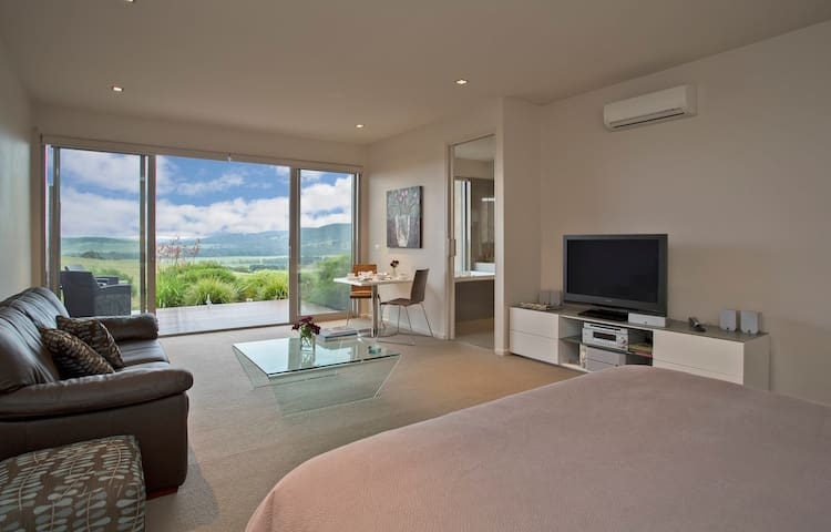 Gracedale Yarra Valley - contemporay accommodation - Healesville - Penzion (B&B)