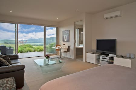 Gracedale Yarra Valley - contemporay accommodation - Healesville - Bed & Breakfast