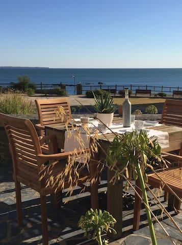 Charme Face a la mer et à la plage - Clohars-Carnoët - Apartment