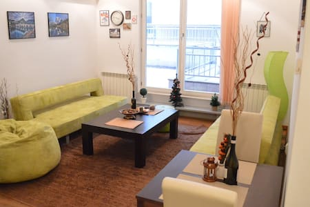 Chic apartment few steps from Fine Arts Academy - Sarajevo
