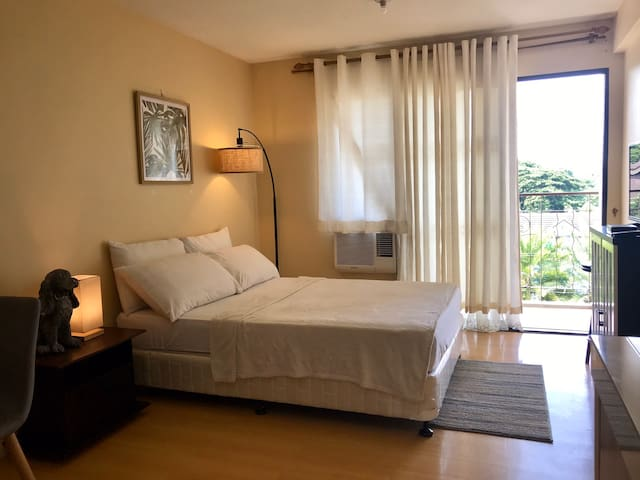 "Cozy Condo ""One Oasis"" Cebu City [ WIFI +NetFlix]"