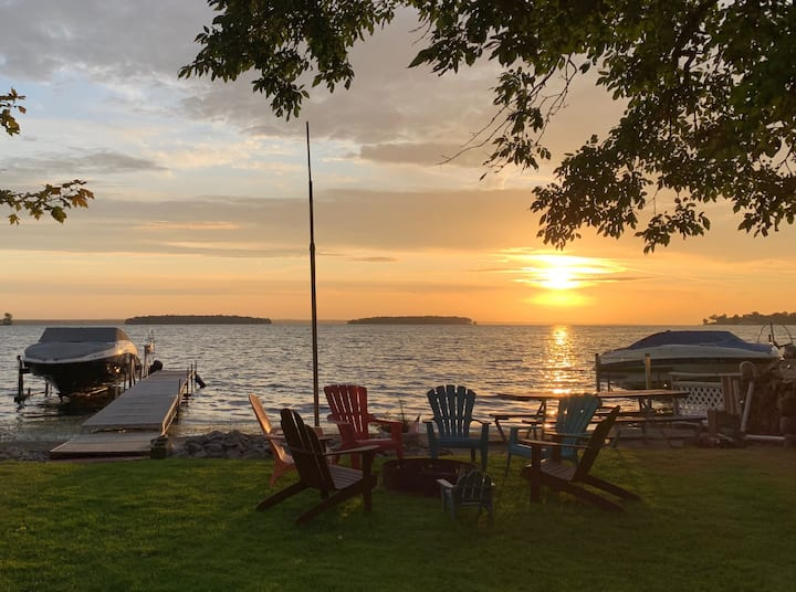 Refresh, and relax at The Lakehouse