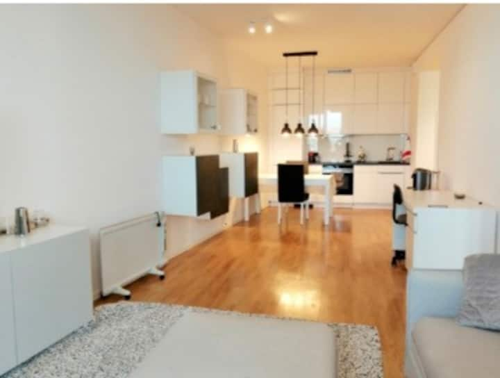 Stylish Modern Apartment Europa-Allee 103