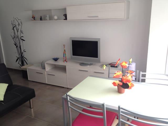 Appartement neuf au centre Blanes