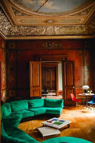 Historic mansion in Naple - เนเปิลส์ - อพาร์ทเมนท์