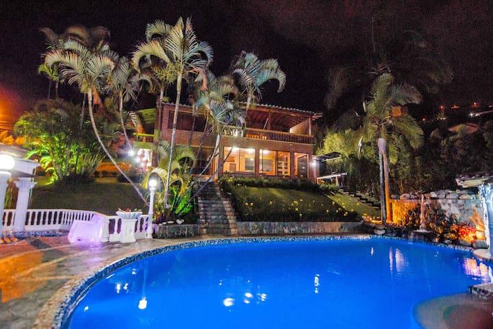 Medellin Luxury Mansion