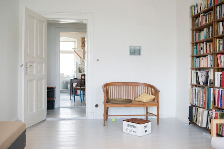 Ina's & Georg's most relaxing home - Berlin - Apartment