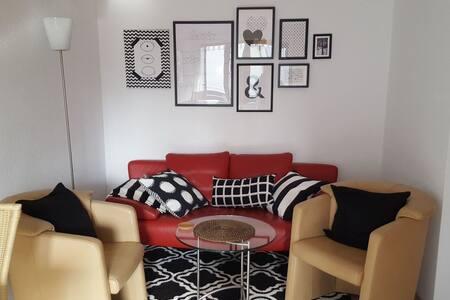 Moderne 2-Zimmer-Wohnung zentral in Bad Kissingen