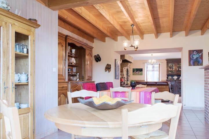 Chambre Cottage à La Rompardais - Pléven