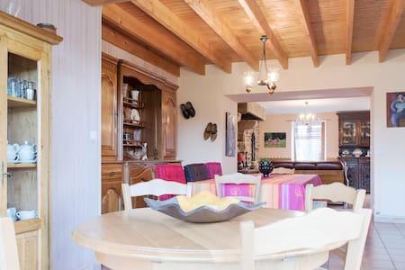 Chambre Cottage à La Rompardais - Pléven - ที่พักพร้อมอาหารเช้า