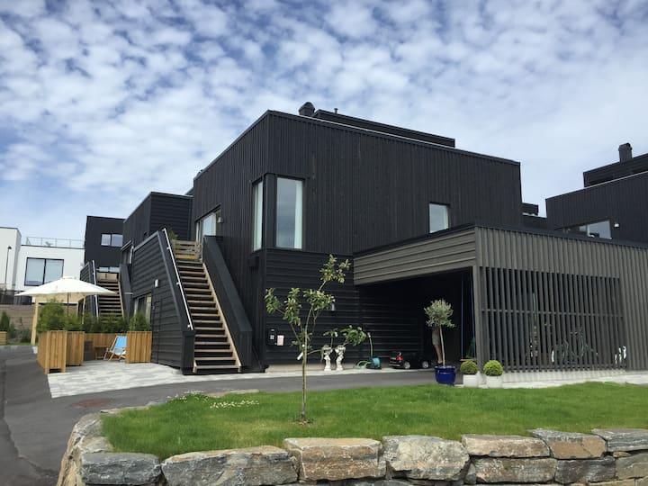Familievennlig bolig til leie i Kristiansand Øst.