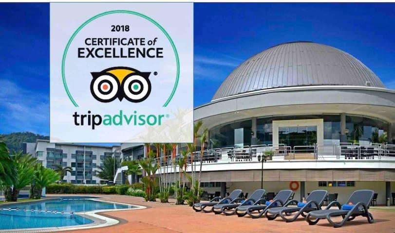 Meru Valley Resort Suites Eco