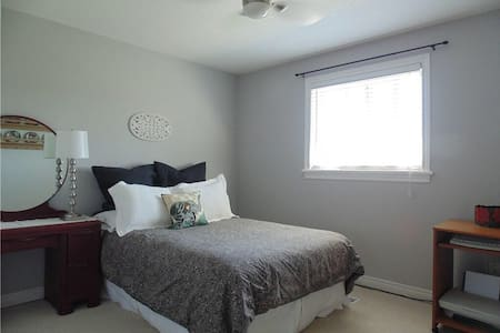 Bedroom with a great view - Waterloo
