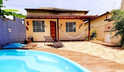 Casa de Praia em Cabo Frio com piscina 3
