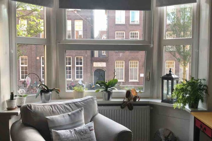 Petit Room in Amsterdam for up to 2 people