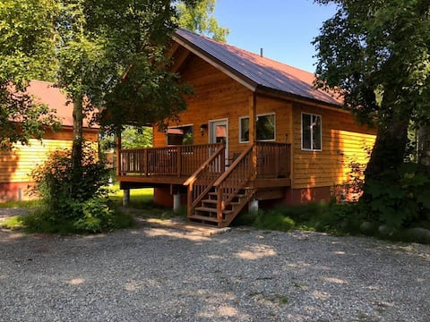 Susitna Backwoods Cabin