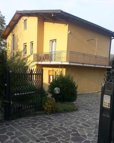 La casa sulla collina