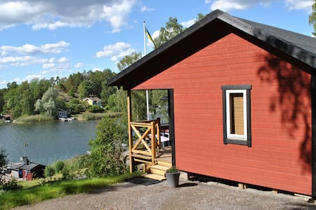 The Archipelago Cottage, on the island of Älgö