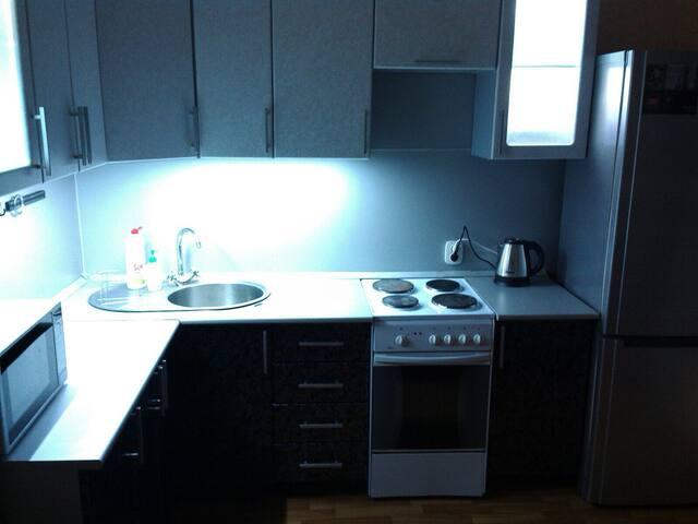 Уютная квартира на пр. Победы для 1-4 человек
