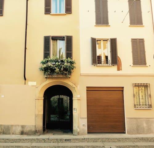 la casa bianca al san michele - Pavia - Appartement