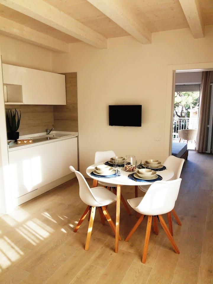 Casalina New Apartment Sea View Piazza Mazzini